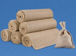 "OK people- this is the best bang for your buck when it comes to burlap. .great for weddings/parties on a budget. Look at the ""rolls"" prices."