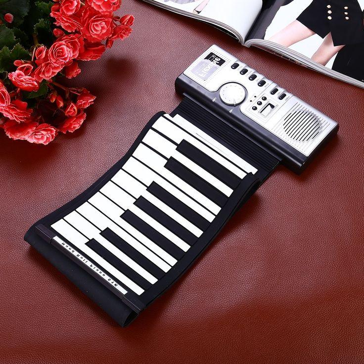 38.21$  Watch here - https://alitems.com/g/1e8d114494b01f4c715516525dc3e8/?i=5&ulp=https%3A%2F%2Fwww.aliexpress.com%2Fitem%2FFlexible-61-Keys-Silicone-Soft-Portable-Electric-Digital-Roll-up-Keyboard-Piano-Home-Education-Kids-Electronic%2F32723482253.html - Flexible 61 Keys Silicone Soft Portable Electric Digital Roll-up Keyboard Piano Home Education Kids Electronic Piano Toys