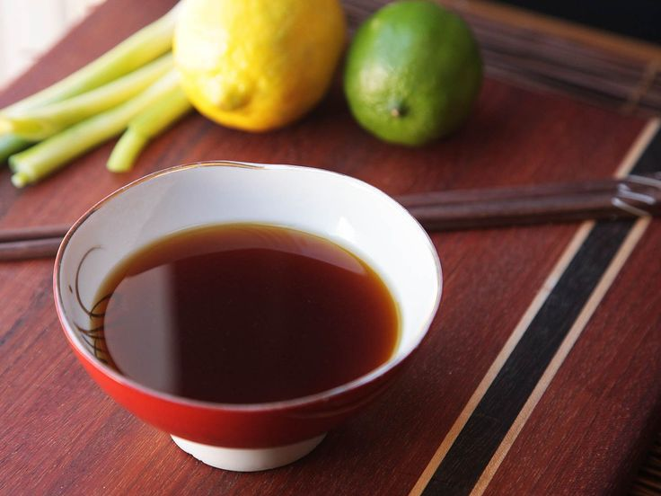 Ponzu Sauce (Japanese Citrus Dipping Sauce) Recipe