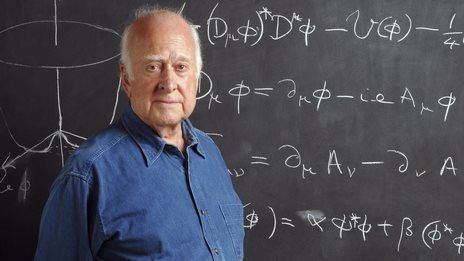"""The Nobel Prize in Physics 2013 was awarded jointly to François Englert and Peter W. Higgs """"for the theoretical discovery of a mechanism that contributes to our understanding of the origin of mass of subatomic particles, and which recently was confirmed through the discovery of the predicted fundamental particle, by the ATLAS and CMS experiments at CERN's Large Hadron Collider"""" (click for more)"""