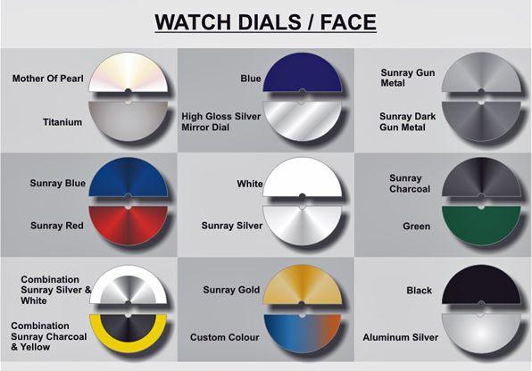 sunray dial - Google Search