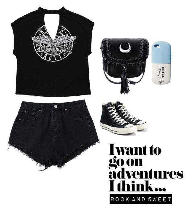 """""""Untitled #17"""" by angeline-mewengkang on Polyvore featuring Converse"""