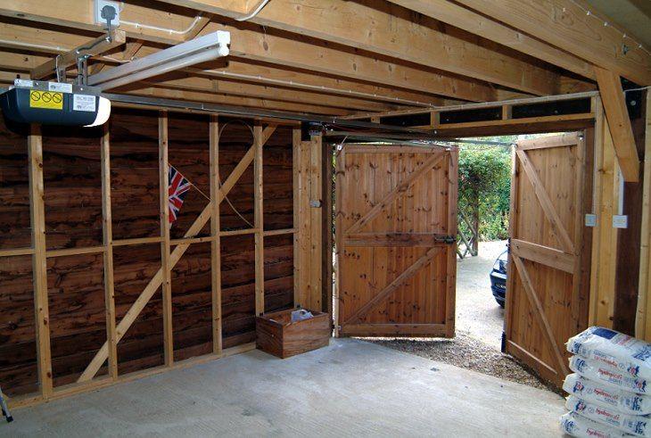 Barn Door Garage Doors Side Hinged Barn Doors A