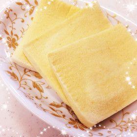 糖質オフ ☆時短で基本の高野豆腐パン☆