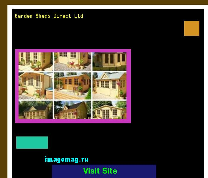 Garden Sheds Direct Ltd 121142 - The Best Image Search