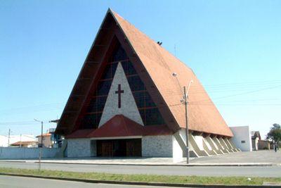 Igreja Nossa Senhora Perpétuo Socorro. Galeria de Fotos | Prefeitura Municipal de Araucária