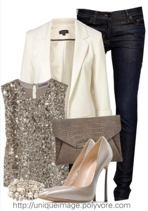 LOVE this for a dressy casual work event!!!
