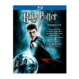 Harry Potter Years 1-5 [Blu-ray] (Blu-ray)By Daniel Radcliffe