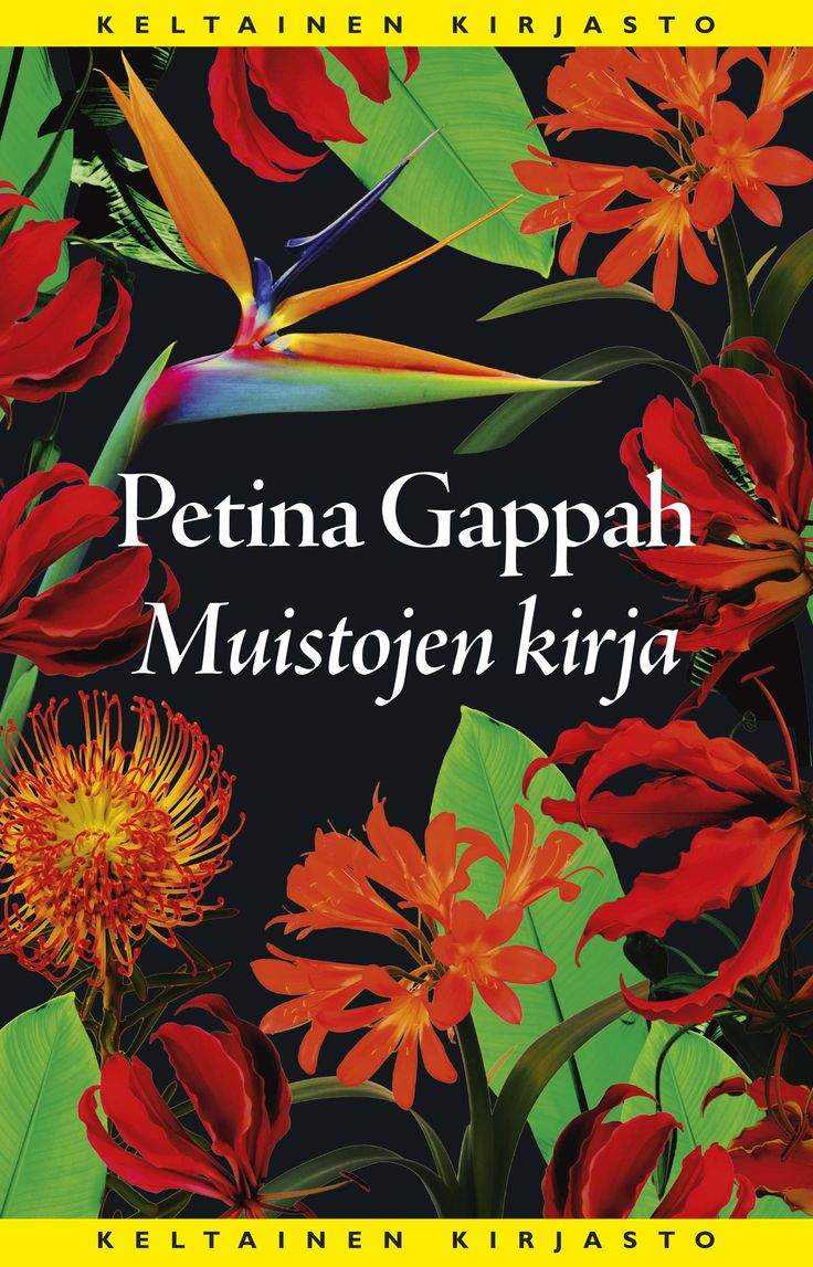 Petina Gappah: Muistojen kirja. (The Book of Memory)