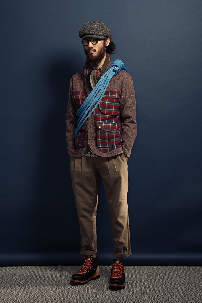 "wisdom 2012 Fall/Winter ""Supertramp"" Lookbook   Hypebeast"