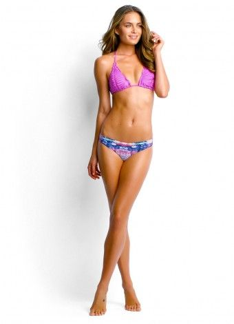 Seafolly - Shimmer slide tri and Desert Springs pant! Awesome!
