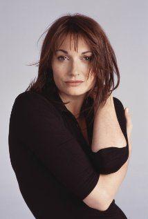 Sarah Parish was born on  June 7, 1968  in Yeovil, Somerset, England, UK- IMDb http://www.imdb.com/name/nm0661703/