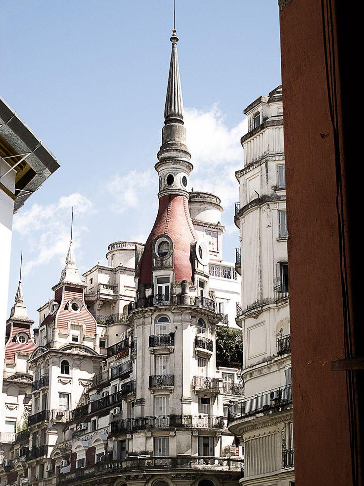 Esmeralda y Córdoba - Buenos Aires - Microcentro - Argentina