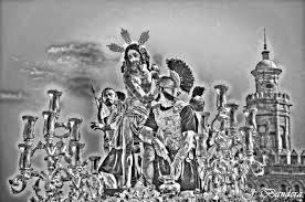 Resultado de imagen de BANDERA DE LA HERMANDAD DE LAS CIGARRERAS