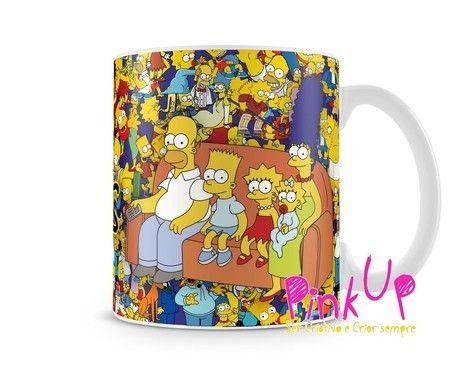 Caneca Família Simpsons PinkUp Custom  #PinkUpCustom #Presente #Brinde #Coleção #Colecionavel #Personalizado #Caneca #Ceramica #Porcelana #Chinelo #Simpsons #snoopy #theBeatles #Duff  #Casamento #Aniversário #Batizado #Bodas #Chadebebe #chabar #Evento #Festa #bebe #Beby #Buteco #Pub #Cursos #Profissões  #Engraçadas #Satiras #FaClube #Musica #Banda #Familia #Pet #Filme #Desenho #Game #Hobby #Esporte #Love #Namorados #Natal #Pascoa #Religiao #Vintage #old