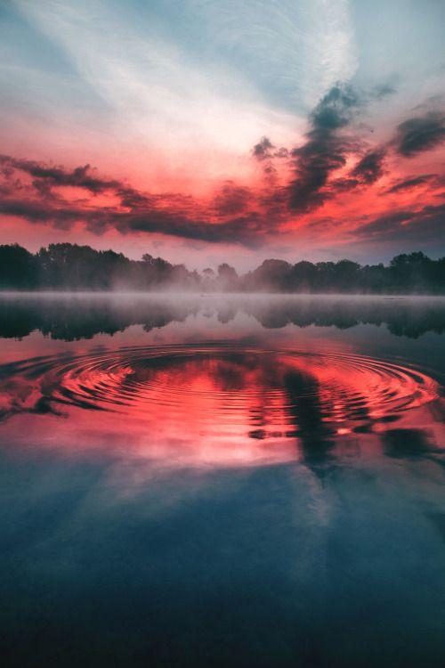 dennybitte: morning ripples by Denny Bitte