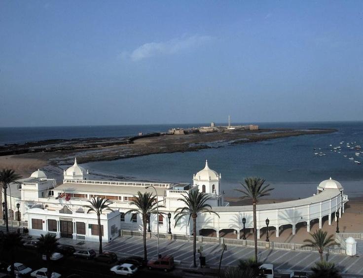 Playa de la Caleta, #Cadiz