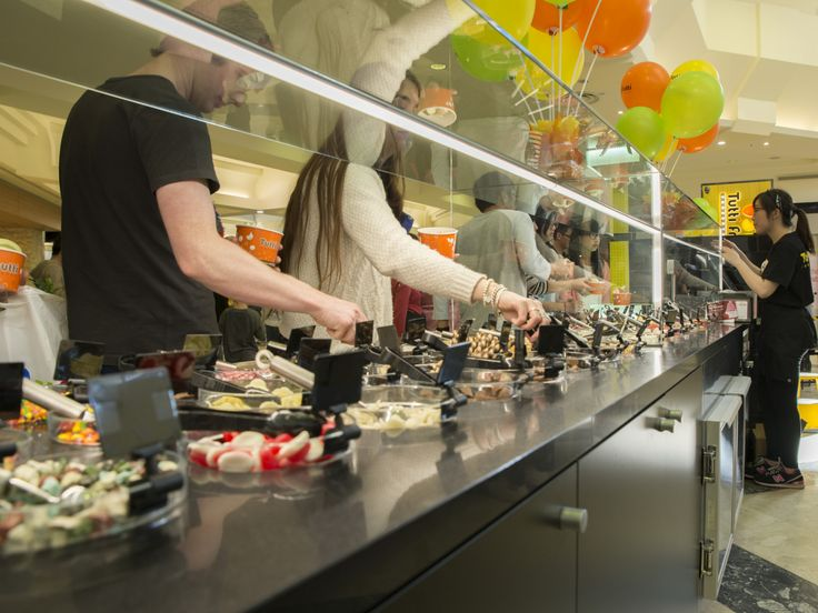 Topping galore at Westfield Knox Grand Opening