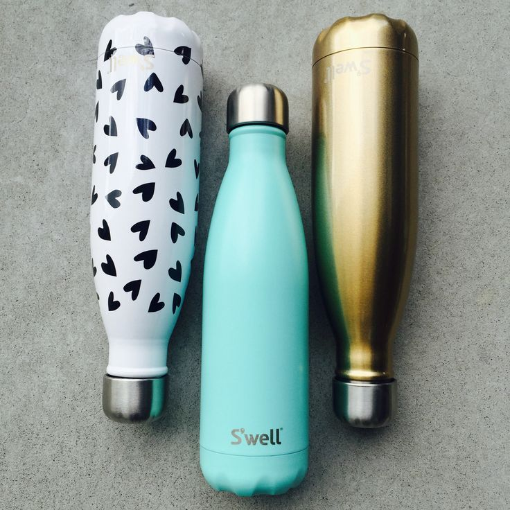 We love these new S'well bottles and know you will too // Available in store and online