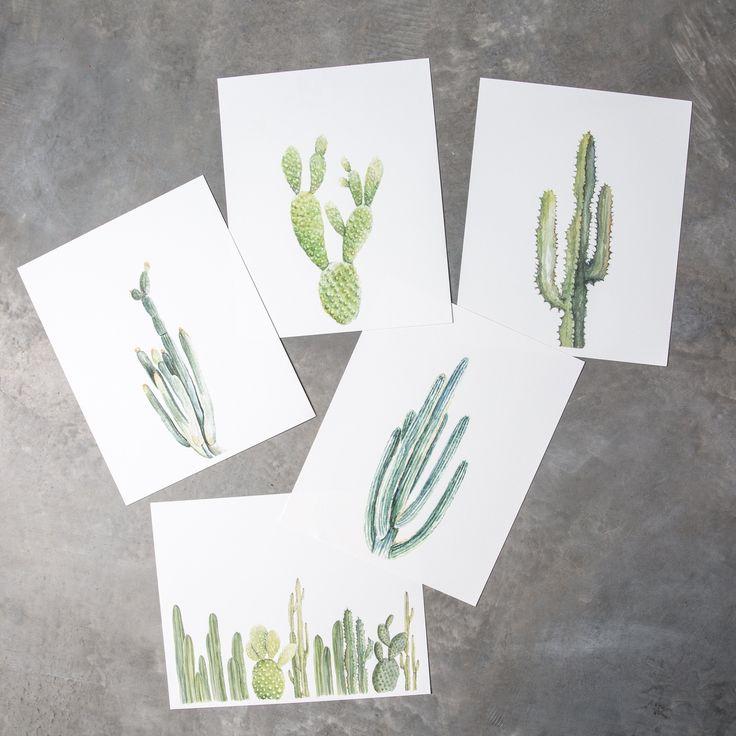 Cacti Print - Magnolia Market | Chip & Joanna Gaines