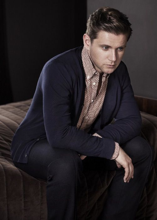 Allen Leech - Tom Branson of Downton Abbey