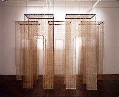 Piper Shepard.  Chambers (Variation #1), 2002.  Photo by Dan MeyersBook Art, Art Inspiration, Chamber Effffff, Final Projects, Effffff Yeah, Art Exhibitions, Installations Things, Chamber Variations, Dan Meyers