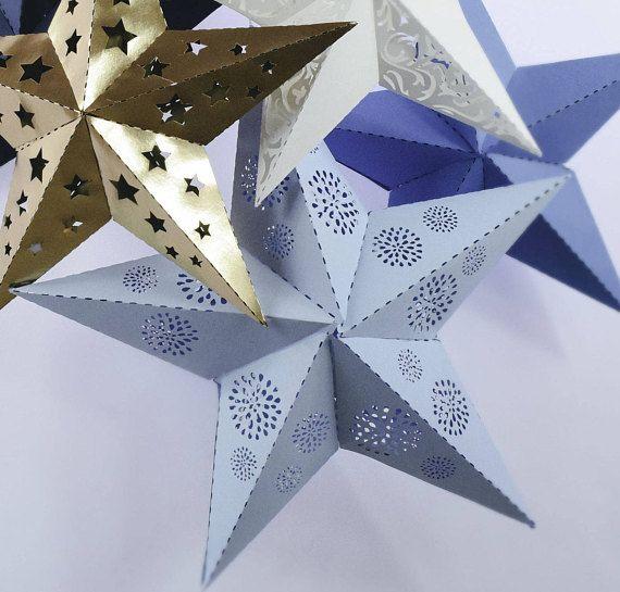 25 einzigartige papiersterne schneiden ideen auf pinterest papierschneeflocke muster. Black Bedroom Furniture Sets. Home Design Ideas
