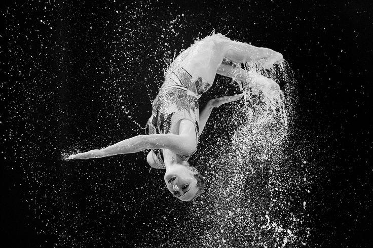 Matthias Hangst, Women's Team Free Synchronised Swimming Kazan 2015 | World Photography Organisation