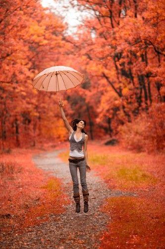 Autumn #Orange