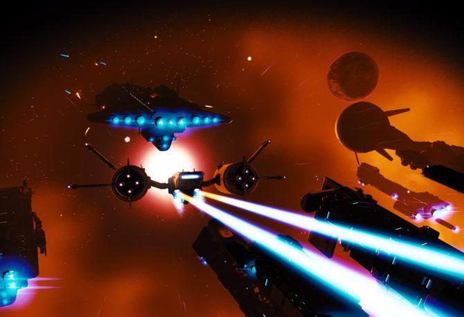 No Man's Sky - Neues Update behebt Speicherfehler und bringt Variationen im Schiffshandling - #NoMansSky #OpenWorld #Space #Survivalgame #gaming #games #videospiele