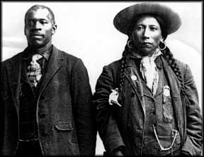 Black Indians. Native Americans in the Five Civilized Tribes sometimes owned African slaves. The Cherokee freed their slaves in 1866 and gave them full tribal citizenship. These former slaves were called tribal Freedmen.