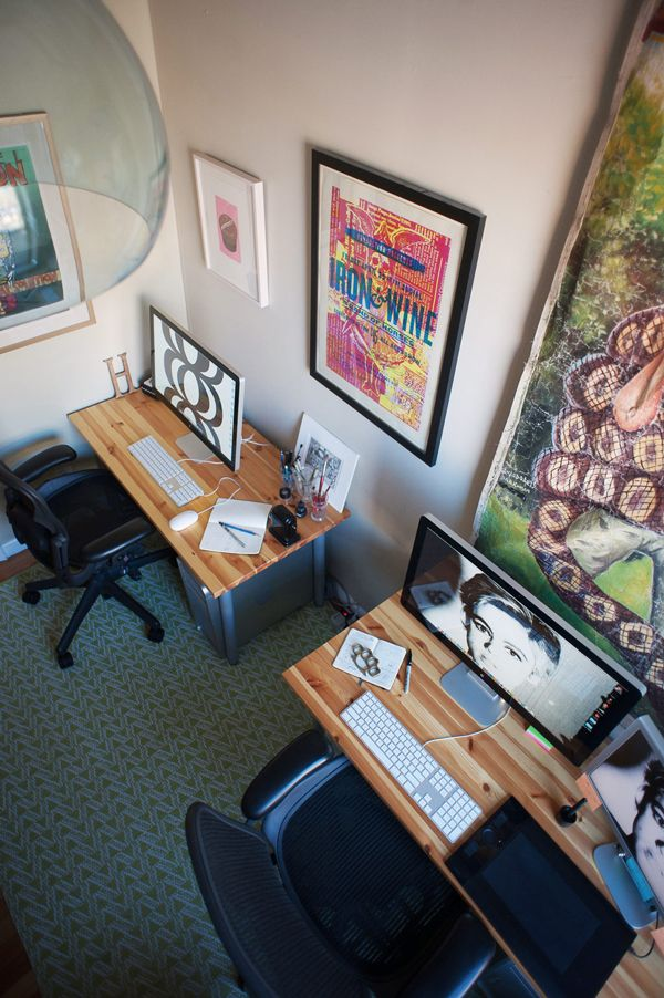 58 best graphic designer office and stuff! images on Pinterest ...