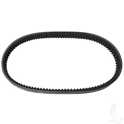 Club Car Golf Cart Drive Belt - Gas 1988-1991 (not for OHV engine), Carry All 2/Turf 2 1990+ (Most 350cc Engines)