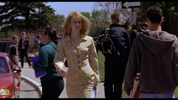 Arguably Kidman's most important role to date came with To Die For, the darkly funny crime comedy about an aspiring television anchor (Kidman, as Suzanne Stone). It earned the actress her first Golden Globe (she had previously been nominated, but lost to Mercedes Ruehl in The Fisher King) and, as a bonus, also features a 17-year-old Casey Affleck in his first role.