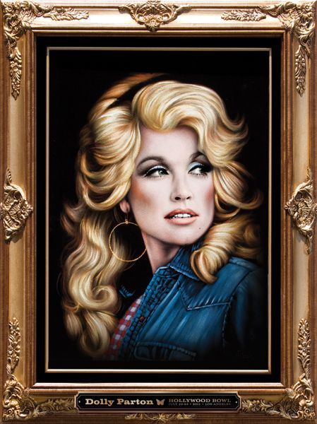 How To Frame A Shirt >> My idol. lol, jk. But I freakin love her cheap-lookin self | Velvet painting, Dolly parton, Dolly