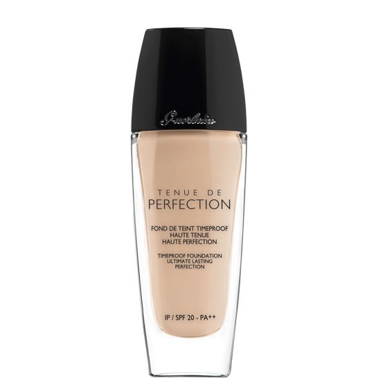 Guerlain, the master of colour and texture, has dreamed up the perfect attire for the complexion: a velvety-soft foundation. Its Timeproof Complex blends into the skin for ultimate correction, comfort and flawlessly sleek wear. Silky-soft and sublime, the complexion has never been so alluring, even after the clock strikes midnight. @ $59.