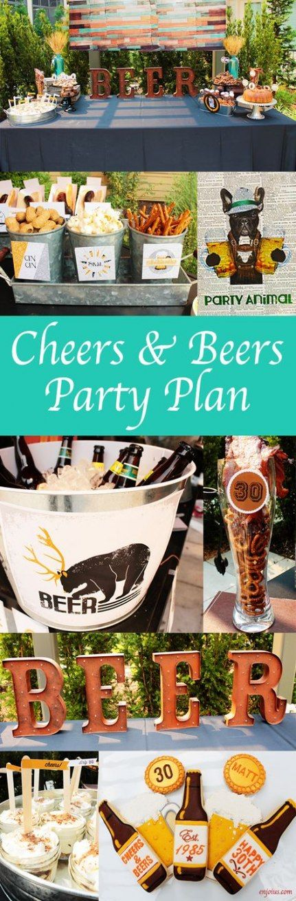17+ Ideas for birthday party decorations for adults men christmas
