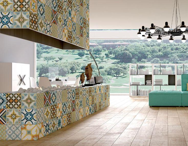 Best 25 carrelage sol interieur ideas on pinterest d cor de mur de briques - Decor mural interieur ...