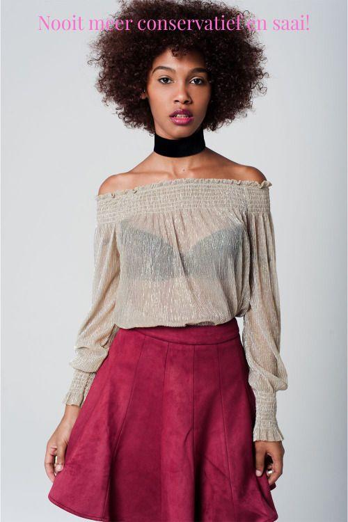 Nooit meer conservatief en saai! Vreugdevolle en vintage blouses voor vrouwen zijn al lang gevestigd in de wereld van de mode van tegenwoordig. Naast kleurrijke tunieken en talloze ontwerpen kan je bij 2becasual elegante zijden blouse, casual flanellen, met patronen in oversized stijl en trendy retro-look blouses vinden.  http://2becasual.com/category/177308/blouses-tunieken/2
