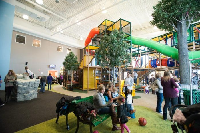 The Most Epic Indoor Playground in Indiana Will Bring Out The Kid In Everyone