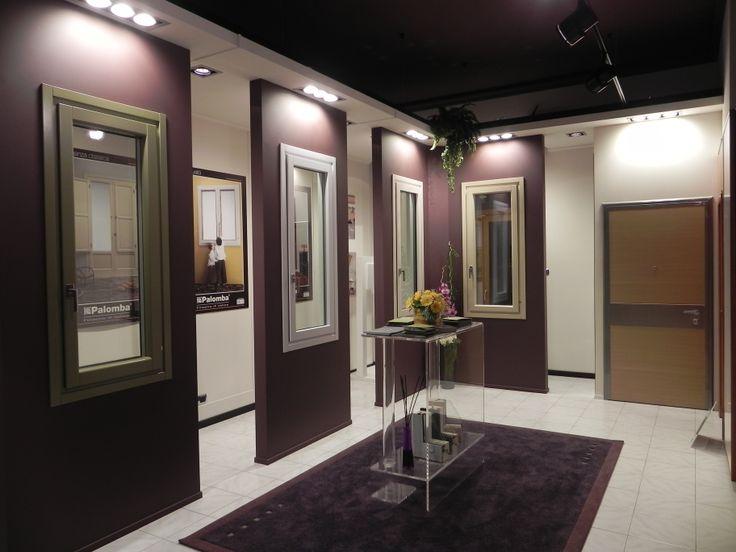 Palomba Infissi Show Room in Matera, Basilicata.  palombainfissi.com #wood #windows #infissi #finestre #arredamentocasa #arredo #arredamento #country #furniture