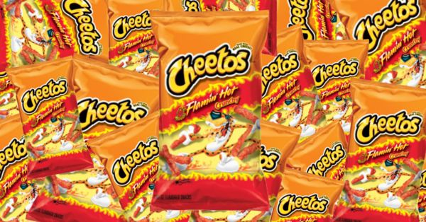 Flamin' Hot Cheetos Movie Is in the Works, and It's a True Rags-To-Riches Story via @takeadailybreak