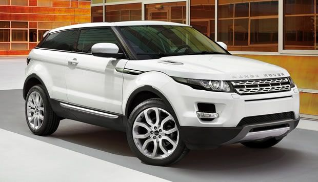 Land Rover Range Rover .. Drool! Every morning one of these passes me .. I cry a little each time.