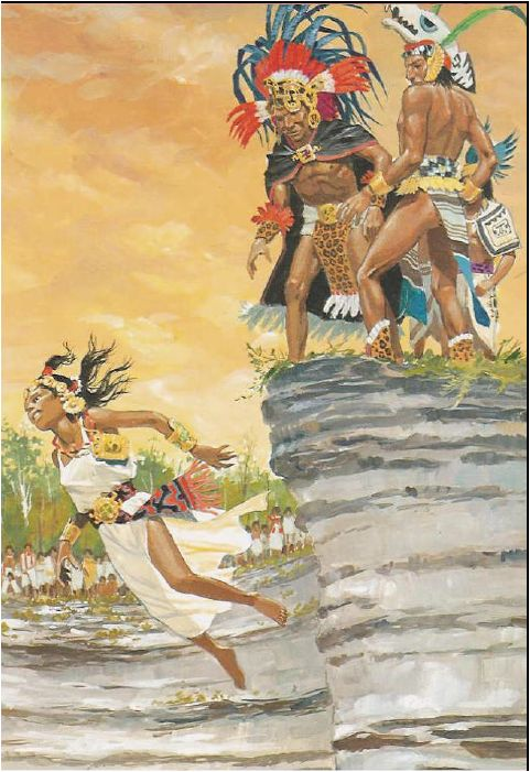 the history of aztecs San josÉ state university thayer watkins silicon valley & tornado alley usa the history of the aztecs the valley of mexico is part of the central highlands and.