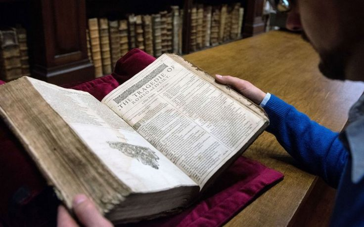 Shakespeare First Folio Found - The Daily Beast