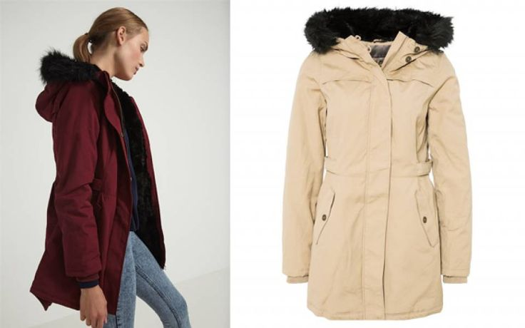 Defy the cold in this sport chique parka wintercoat for only €44,95 I shopped @Zalando with a special couponcode >> http://www.missbudget.nl/goedkope-kleding-online/item/760-zalando-online-sale-extra-korting-kortingscode-mint-berry-winterjas