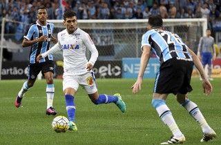 Blog Esportivo do Suíço:  Grêmio empata com o Cruzeiro na Arena e fará final contra o Atlético-MG