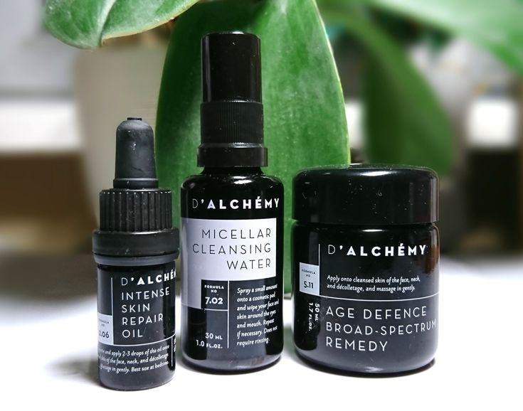 Marka @D'Alchemy Holistic Skincare to zupełna nowość na polskim rynku kosmetycznym. Czas sprawdzić markę na własnej skórze :-)