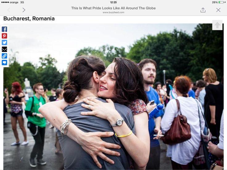 Gay pride, Bucharest 2014