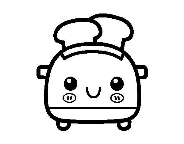 Resultado De Imagem Para Comidinhas Kawaii Para Desenhar